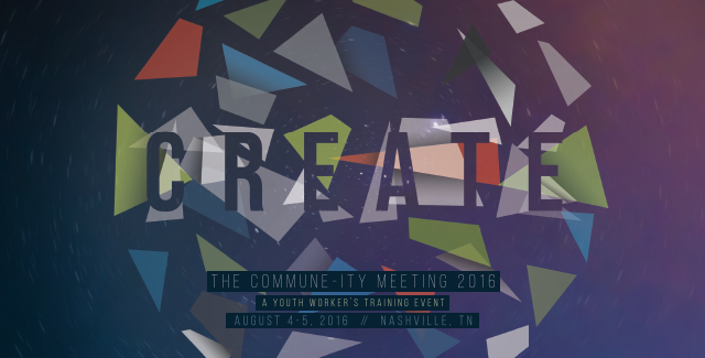 The Commune-ity meeting 2016